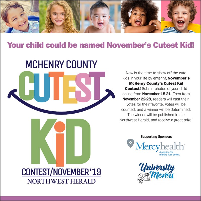 McHenry County's Cutest Kids November 2019