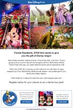 Walt Disney World Florida Resident