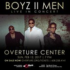 Boyz II Men - Overture Center