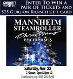 Win tickets to Mannheim Steamroller