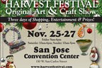 4 Tickets to San Jose Harvest Festival