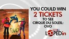 Looped-In - OVO from Cirque du Soleil