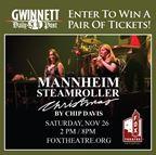 Win Mannheim Steamroller tickets