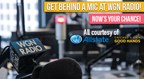 Behind the Mic at WGN Radio presented by Allstate