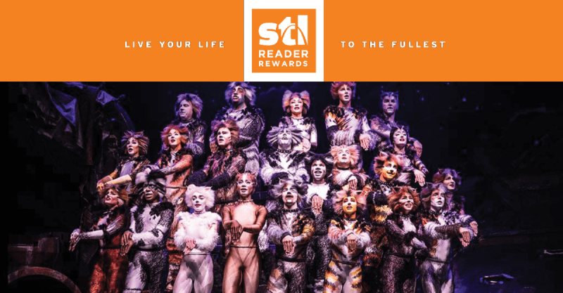 Reader Rewards: Go see CATS at the Fabulous Fox!