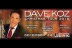 2 Tickets to Dave Koz