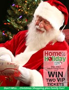 Win VIP tickets to Home for the Holiday Expo