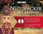 Joffrey Ballet Nutcracker Ticket Giveaway