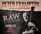 Peter Frampton - Pabst Theater Giveaway