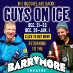 Barrymore Theater - Guys on Ice 2016
