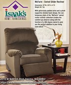 Issak's Home Furnishings Giveaway
