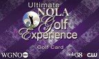 Ultimate NOLA Golf Experience Card Giveaway