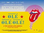 The Rolling Stones Ole Ole Ole Movie Passes