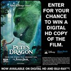 MH- Petes Dragon Digital Copy Giveaway