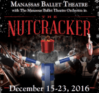 Manassas Ballet Theatre: The Nutcracker