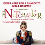 NUTCRACKER AT WARNER THEATRE GIVEAWAY