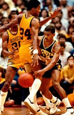 Wichita State-Tulsa basketball trivia