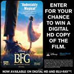 MH-Disney's BFG Digital Copy