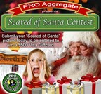 Scared of Santa Photo Contest