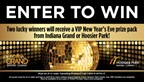 Enter to Win a foxy-good VIP Night from Indiana Grand or Hoosier Park