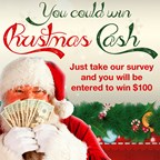 2014 Christmas Cash Giveaway
