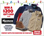 Win a $200 Gift Card from the Backpacker!
