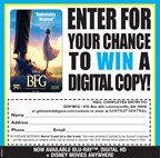 Enter to win the DVD/Blu-ray of
