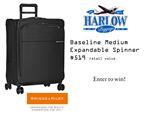 Harlow Luggage Giveaway