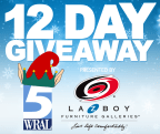 12 Day Giveaway