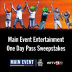 WFTV 2016 Main Event Entertainment Sweepstakes