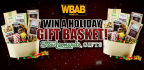 Win a Holiday Gift Basket, courtesy of Stew Leonar
