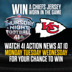 Thursday Night Football Watch and Win