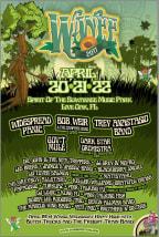 Wanee Festival 3-day Tickets