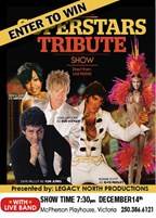 Iconic Superstars Tribute (Saanich)