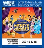 Win tickets to Disney Live!