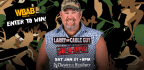 Win Larry the Cable Guy Tickets