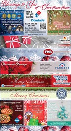 St. Clair Christmas Page Promo
