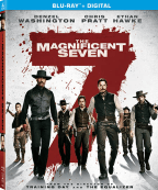The Magnificent 7 dvd