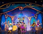 Win a family 4-pack of tickets to Disney Live!