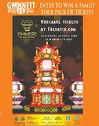 Win tickets to Chinese Lantern Festival