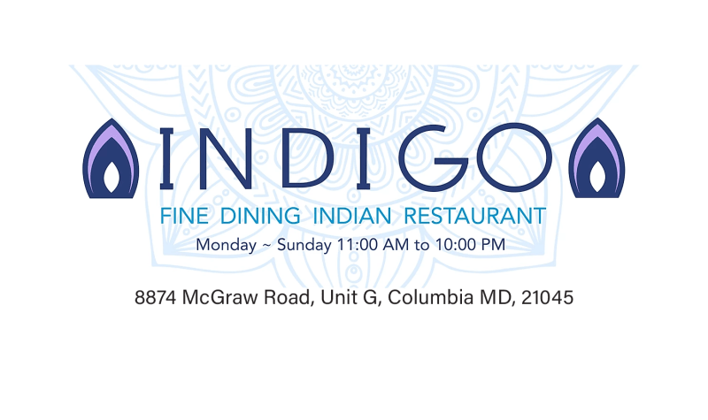 Enter for a chance to win a $50 gift Certificate to INDIGO in Columbia