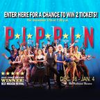 pippin at the national giveaway rules