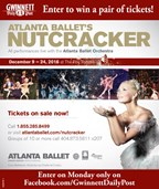 Win tickets to the Nutcracker