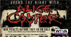 Spend The Night With Alice Cooper Contest