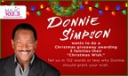 Donnie's Christmas Wish