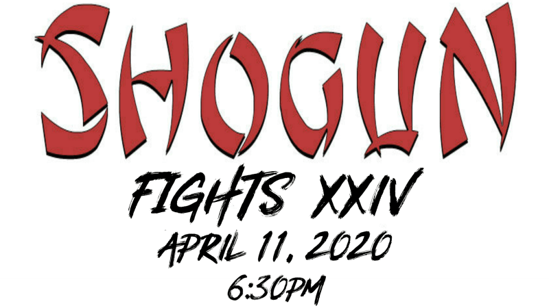 Enter for a chance to win tickets for two to SHOGUN FIGHTS April 11, 2020 Royal Farms Arena