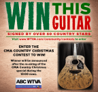 CMA Country Christmas Contest