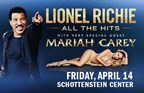 REWIND - Lionel Richie and Mariah Carey Ticket Giv