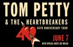 SUNNY - Win Tom Petty & The Heartbreakers tickets