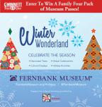 Win tickets to Fernbank Museum